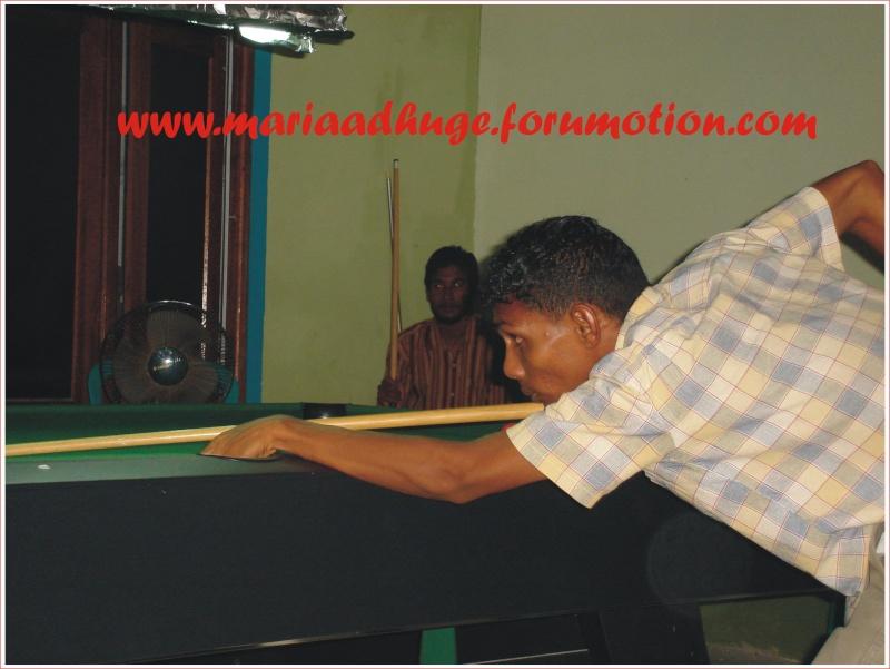 Billiard Tournament updates 0610