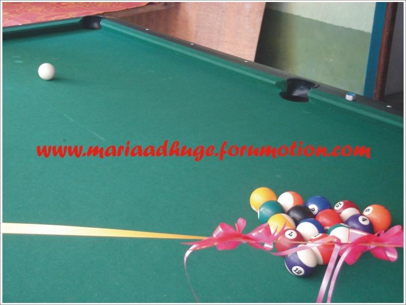 [b]Hot Shot First Billiard Tournament[/b] Feshun10