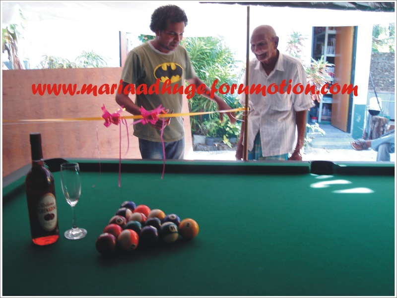 [b]Hot Shot First Billiard Tournament[/b] Feshun11