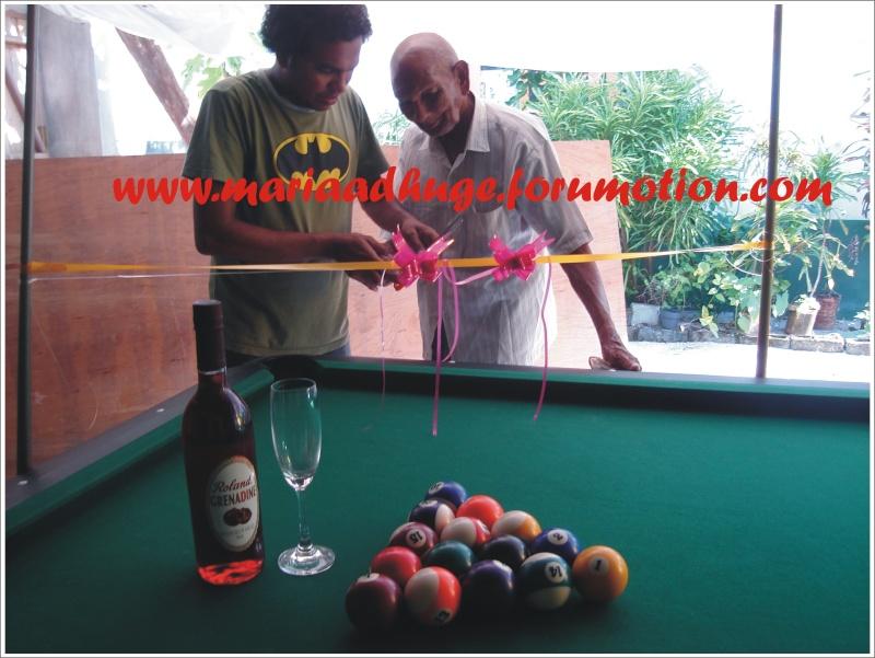 [b]Hot Shot First Billiard Tournament[/b] Feshun12