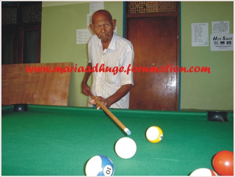 [b]Hot Shot First Billiard Tournament[/b] Feshun14