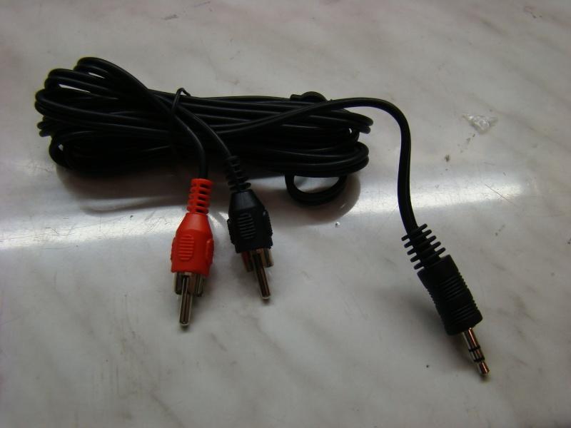 rumore - Cavo di collegamento iPod Dsc00922