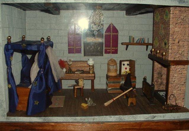 Vitrine Harry Potter by Praline 1310