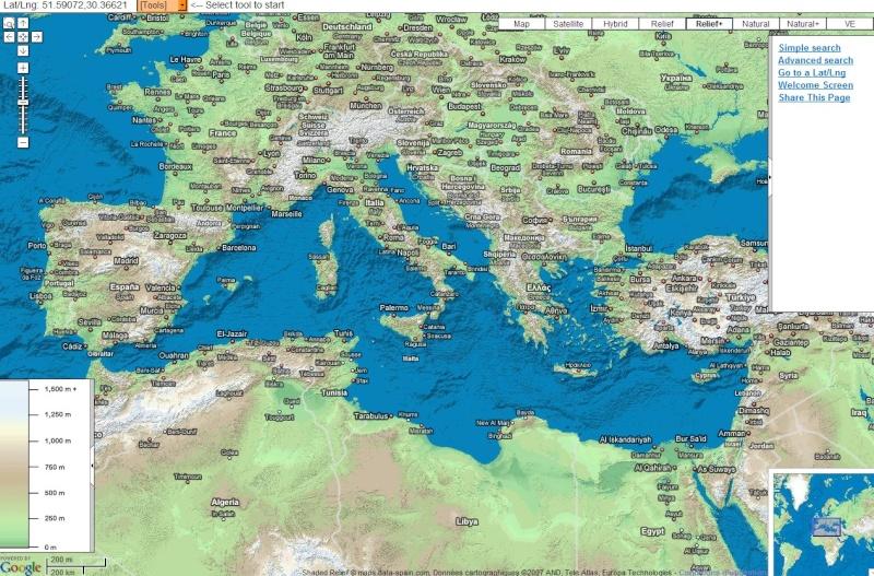 Services de cartographie en ligne : lequel choisir ? 111