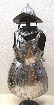 l armure du Chevalier Demi2011