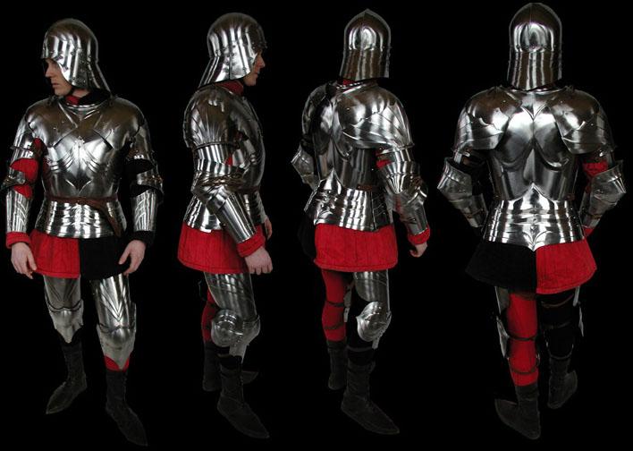 l armure du Chevalier Montag10
