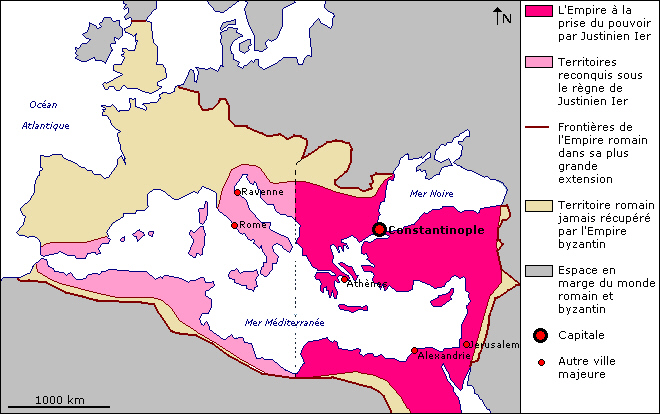Chute de Constantinople- 1453 Empbyz10