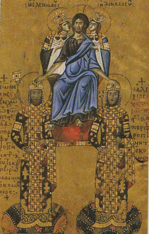 Chute de Constantinople- 1453 Icone-10