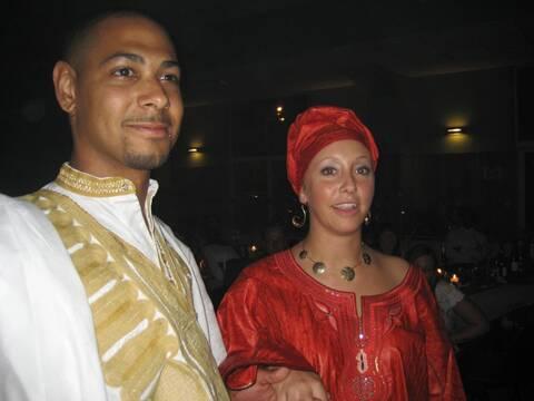Des Photos De Notre Mariage Franco Africain