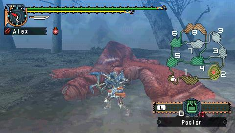 [hilo oficial] monster hunter freedom 2 Screen12