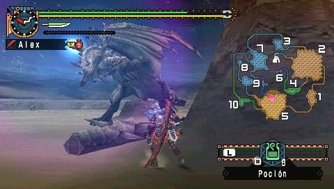 [hilo oficial] monster hunter freedom 2 Screen13