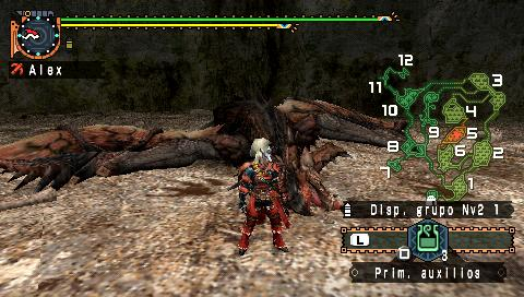 [hilo oficial] monster hunter freedom 2 Screen18