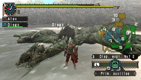 [hilo oficial] monster hunter freedom 2 Screen21