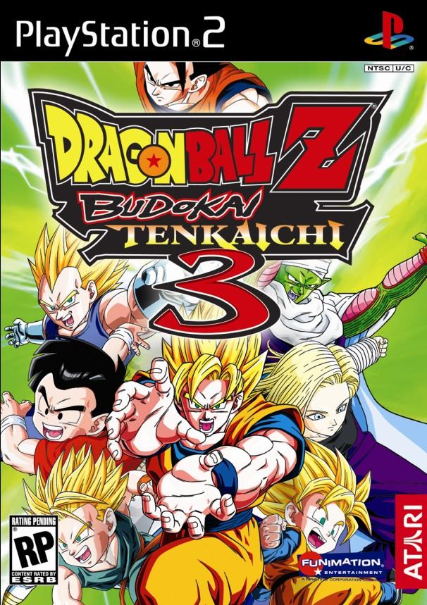 Dragon Ball Z: Budokai Tenkaichi 3 [PAL] PS2 T3ps210