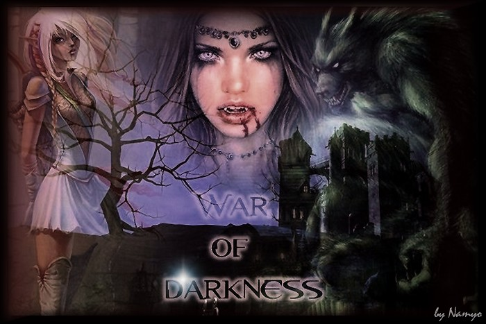 War of darkness