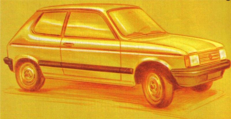 Un dessin de 1981 Samba_10