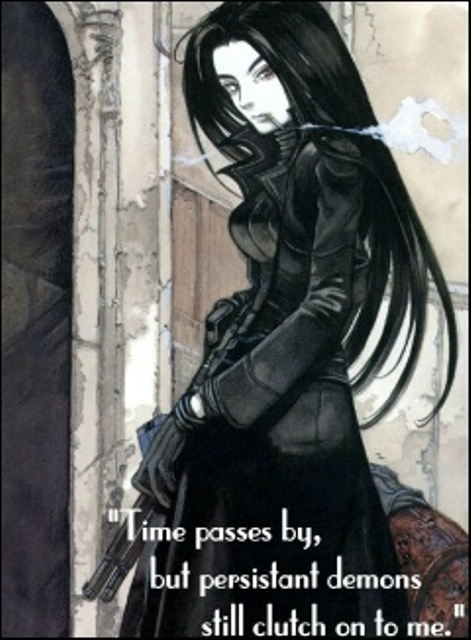 """""""Time passes by, but persistant demons still clutch on 11239413"""