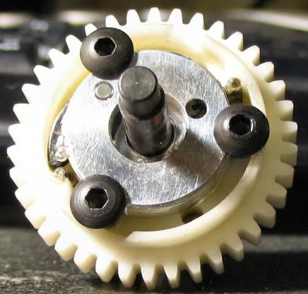 Mono vitesse/Seconde bloquée pour boite de transmission 3.3 Locked10