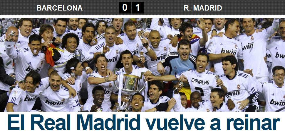 El Real Madrid vuelve a su lugar Copa_d10