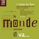 """Dim 2/12/07 Salon du livre """"Journalistes et écrivains.. Le_mon10"""