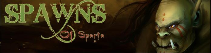 Spawns Of Sparta