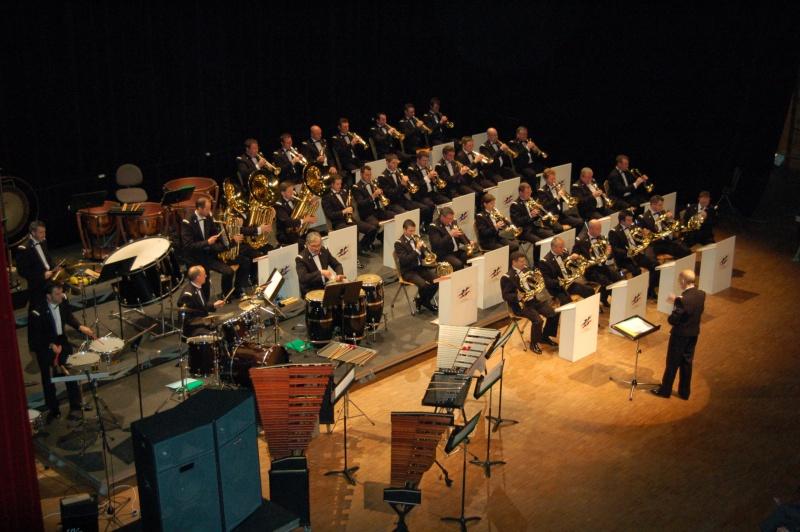 PHOTOS de concert de la BF de la Police Nationale Batter13