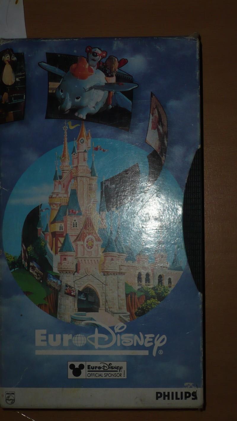 DVD ou VHS sur Disneyland Paris P1000510