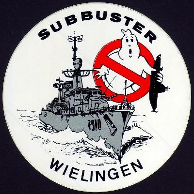 F910 WIELINGEN - Crest, badges, autocollants, peintures,... Wieaut10