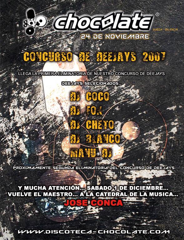 24 Noviembre concurso DJS 24nov210