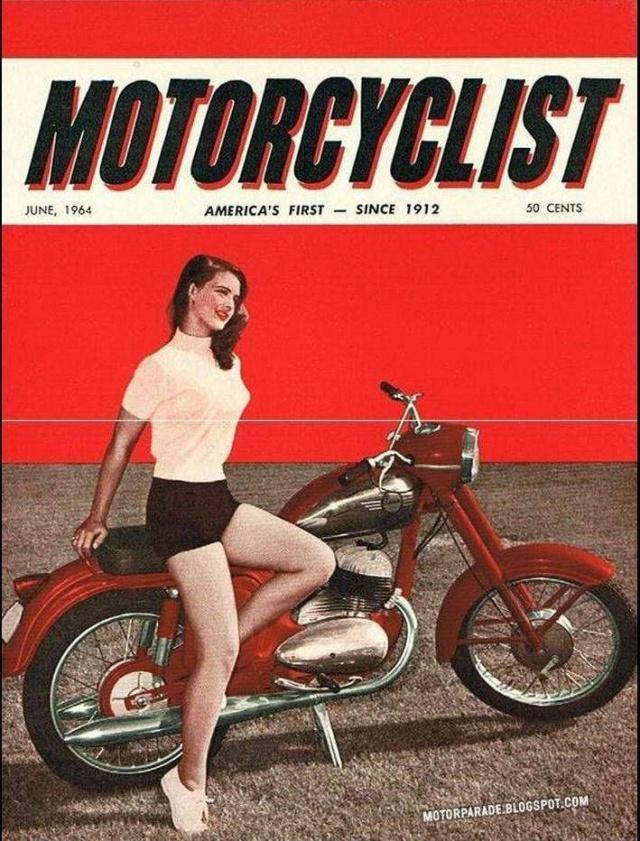 Les Pubs anciennes motos ou  autres - Page 40 41391710