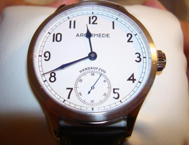 [Revue] Ma première mécanique, une Archimede Deck Watch/Marine Dsc08410