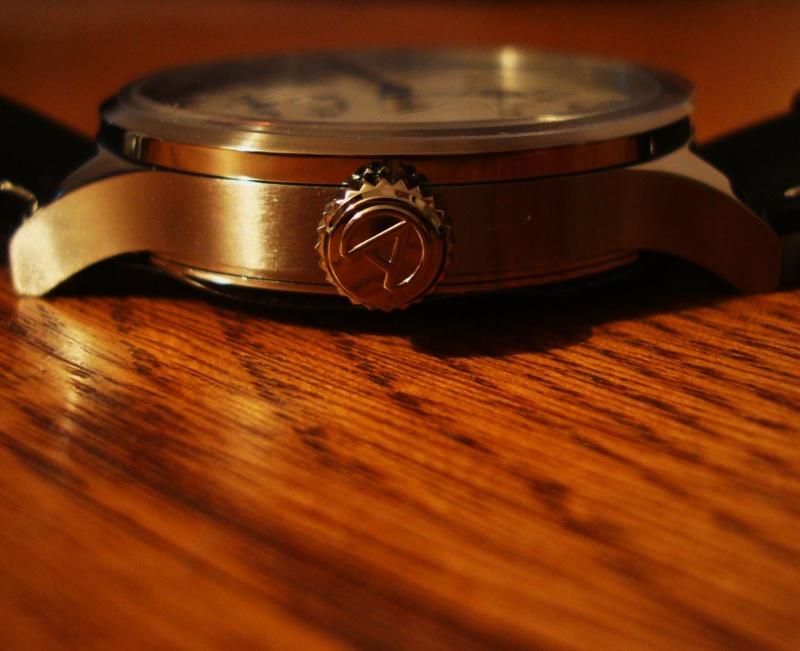 [Revue] Ma première mécanique, une Archimede Deck Watch/Marine Dsc08411