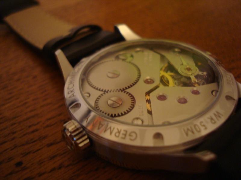 [Revue] Ma première mécanique, une Archimede Deck Watch/Marine Dsc08412
