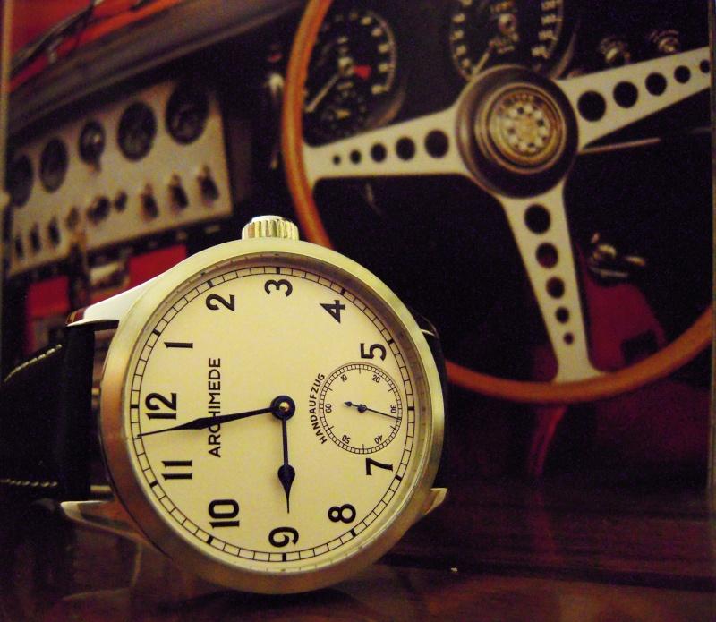 [Revue] Ma première mécanique, une Archimede Deck Watch/Marine Dscn0513