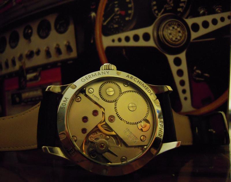 [Revue] Ma première mécanique, une Archimede Deck Watch/Marine Dscn0514