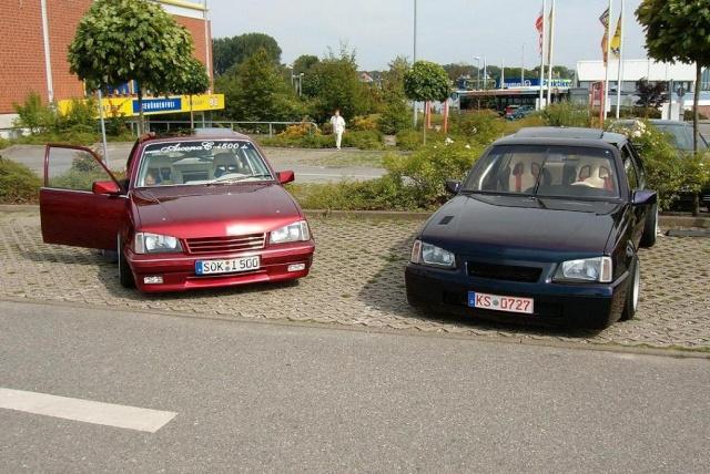AsconaC V6 i500 / SOK-I 500 die Entstehung/der Aufbau Opeltr10