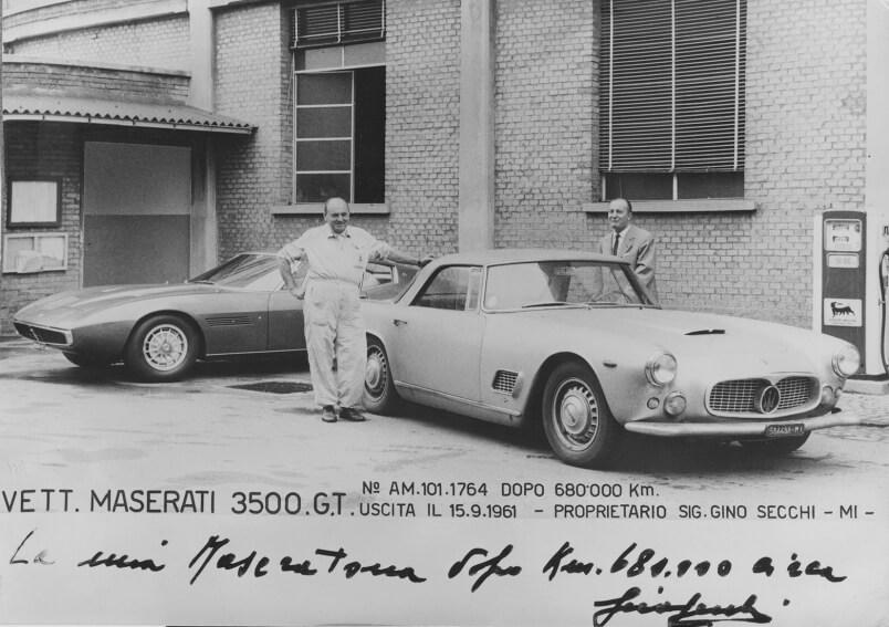 Listino prezzi marzo 2000 - 3200 gt e quattroporte IV  - Pagina 2 D43de310