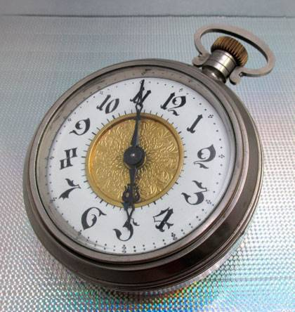[Cherche] Chrono-reveil Albert Villon Horlog10