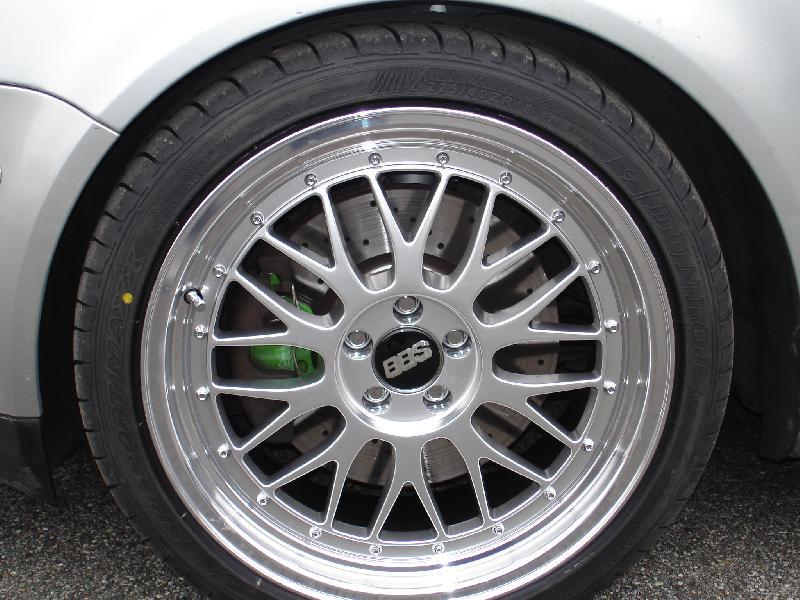[BMW 320 d E46] Jantes BBS Le Mans 18 Pouces 2009_011