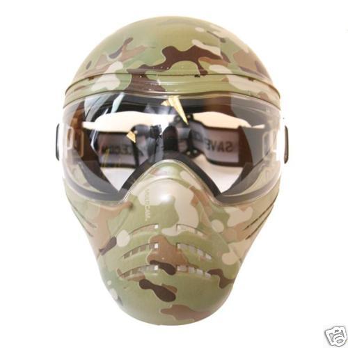 protection facial Masque10