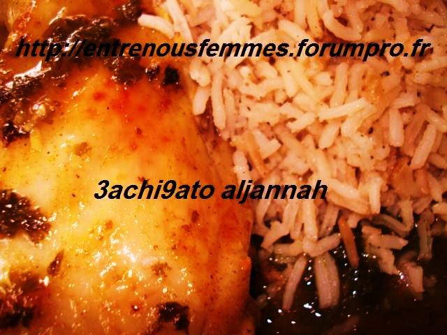 Cuisses de poulet marinées avec Tcharmoula marocaine Pou31010