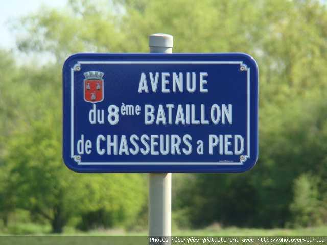 Rues et Places de nos Villes en Hommage : 04310