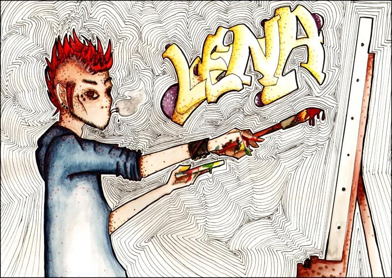 LenArt. - Page 4 Punk_c10