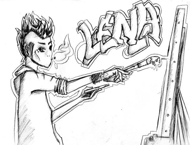 LenArt. - Page 4 Punk_p10