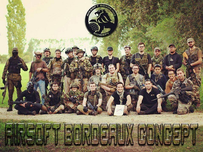 Forum de l'association Airsoft Bordeaux Concept