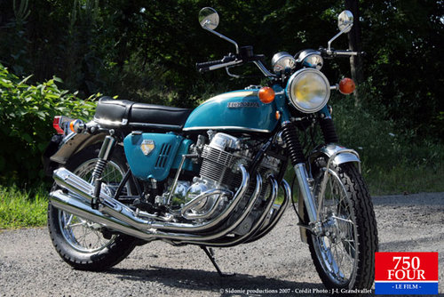 750 four CR..... Honda-10