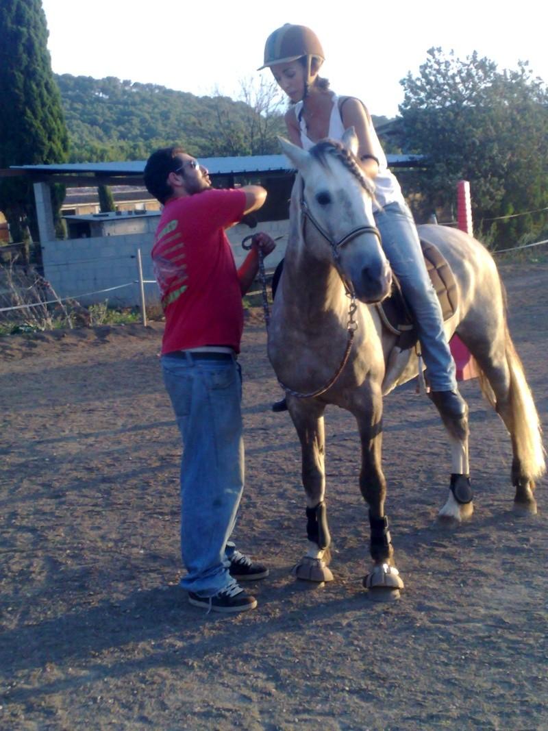 Rhahil et Elise (accompagnés par Jo) le 20 septembre 2010 20092012