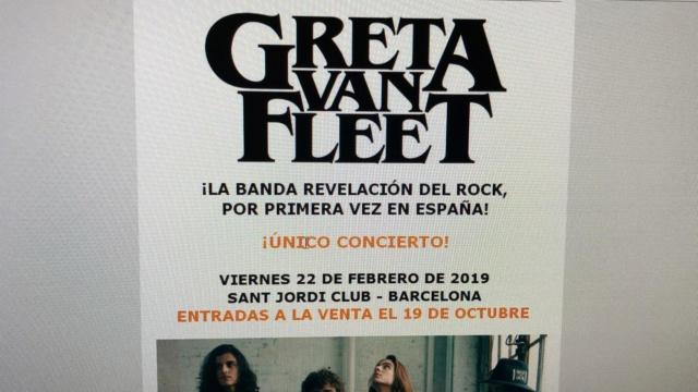 Greta Van Fleet, la nueva esperanza del rock USA? Greta10