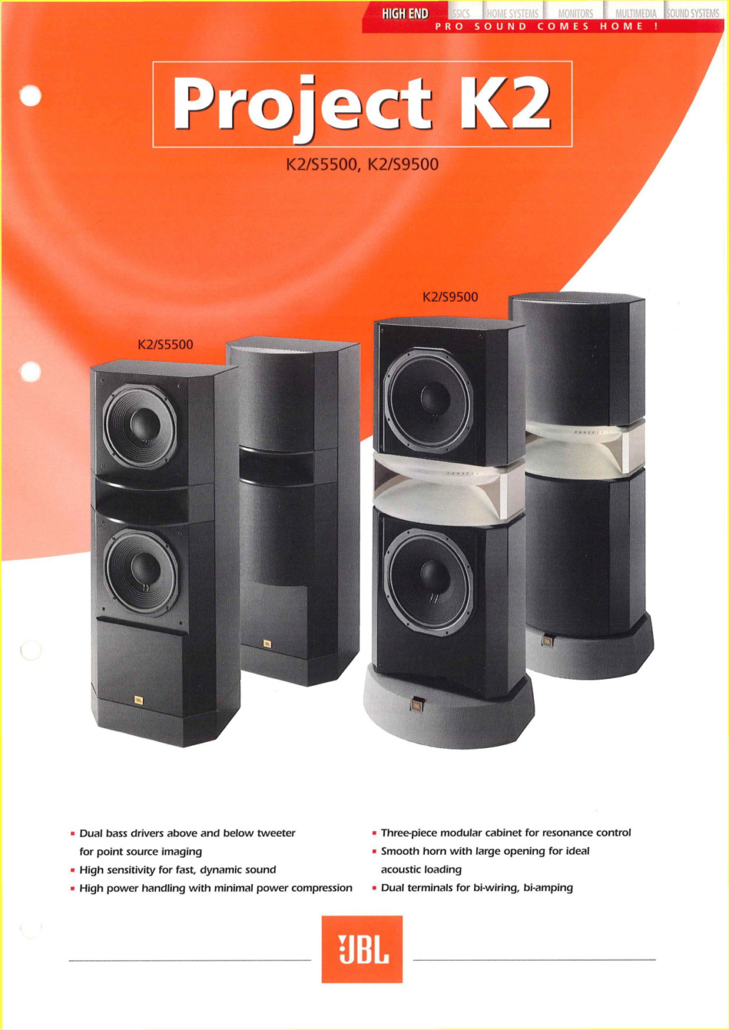 Serie K2 S9500 - Page 3 02954010