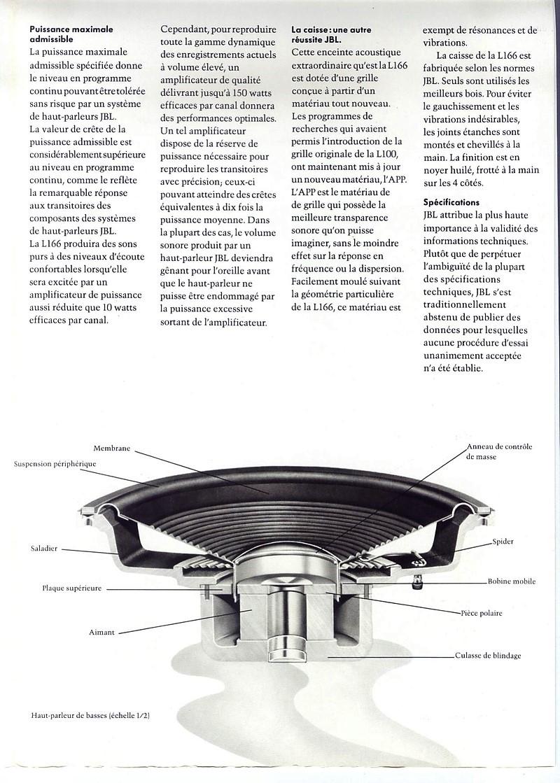 Modèle L166 HORIZON Année 1976/77 Brochu12